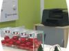 Weihnachtliches Büro