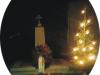 Weihnachtliches Denkmal